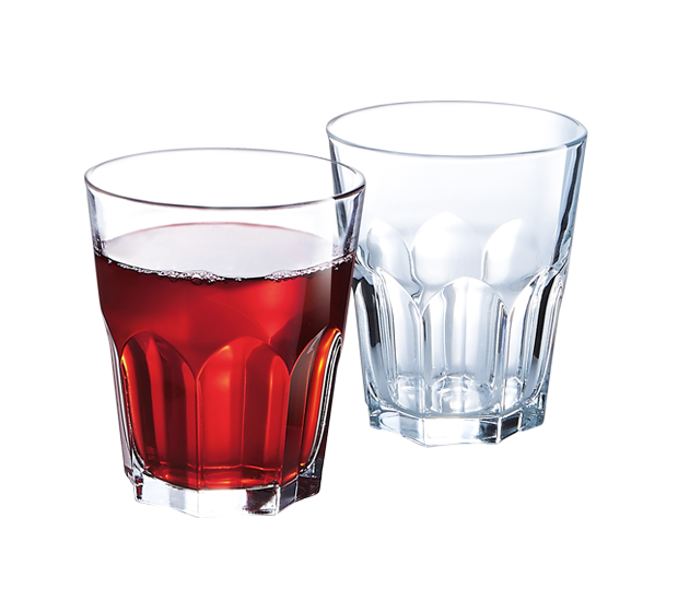 Trinkgläser 6er-Set