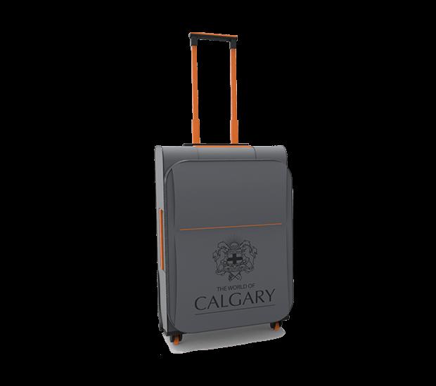 CALGARY Handgepäck Trolley