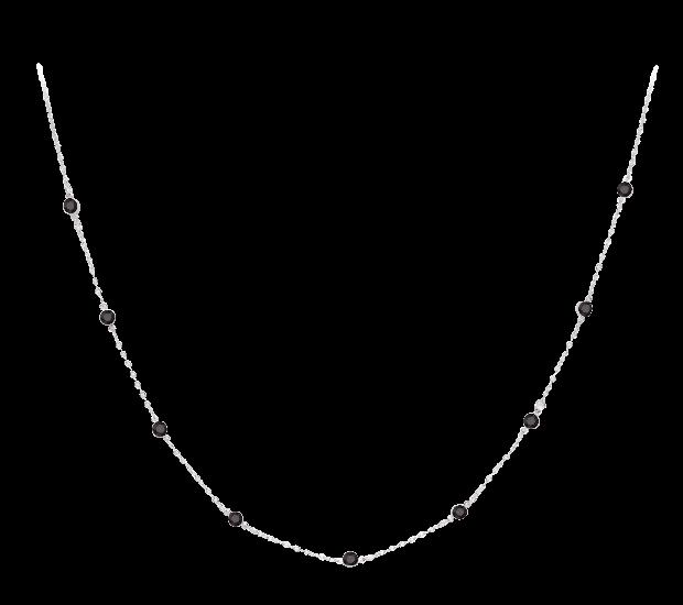Halskette mit SWAROVSKI-Elementen