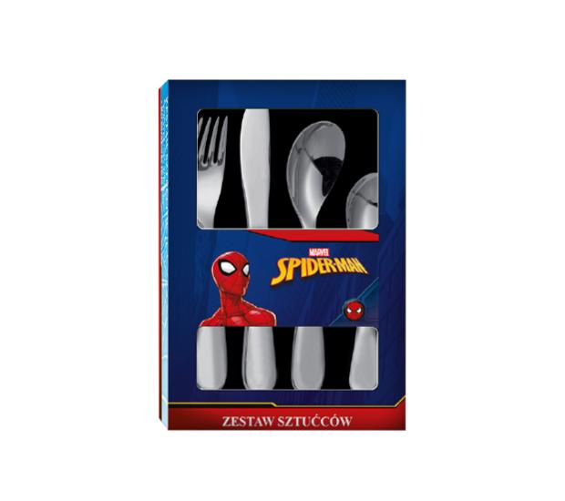 Kinderbesteck-Set SPIDERMAN