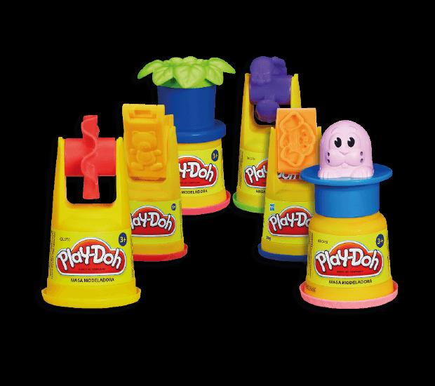 Play-Doh Mini-Knet-Set