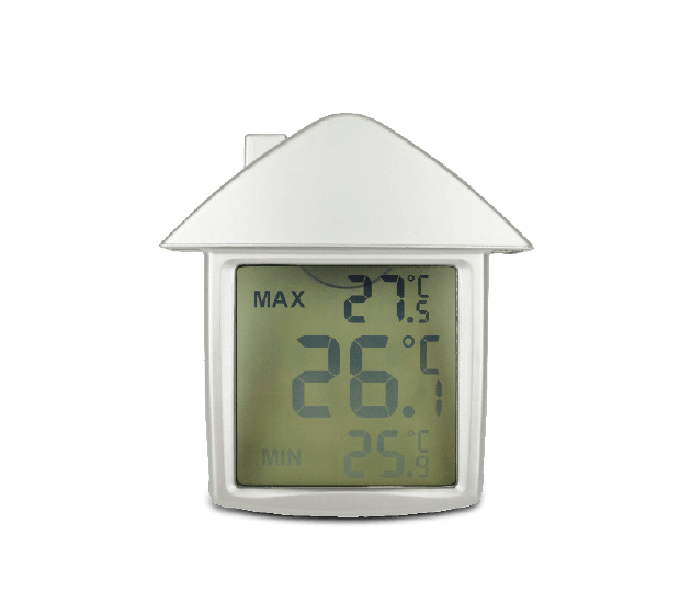 Fenster Thermometer