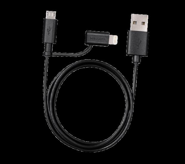 VARTA 2in1 USB Ladekabel