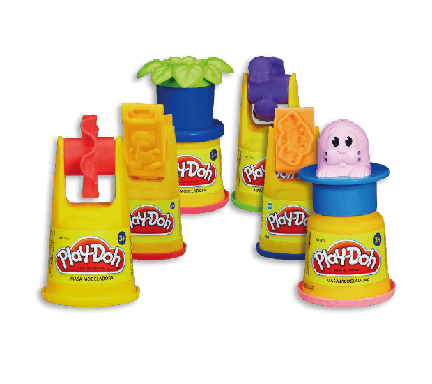 Play-Doh Mini-Knet-Set